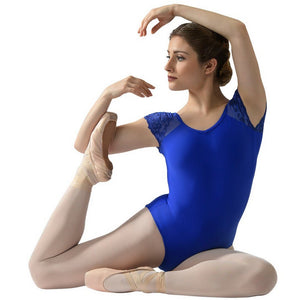 Ballet Rosa Josephine Leotard Royal