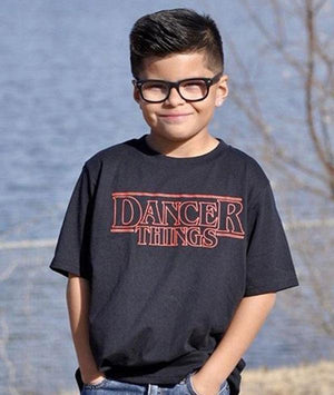 Dancer Things Youth Tee
