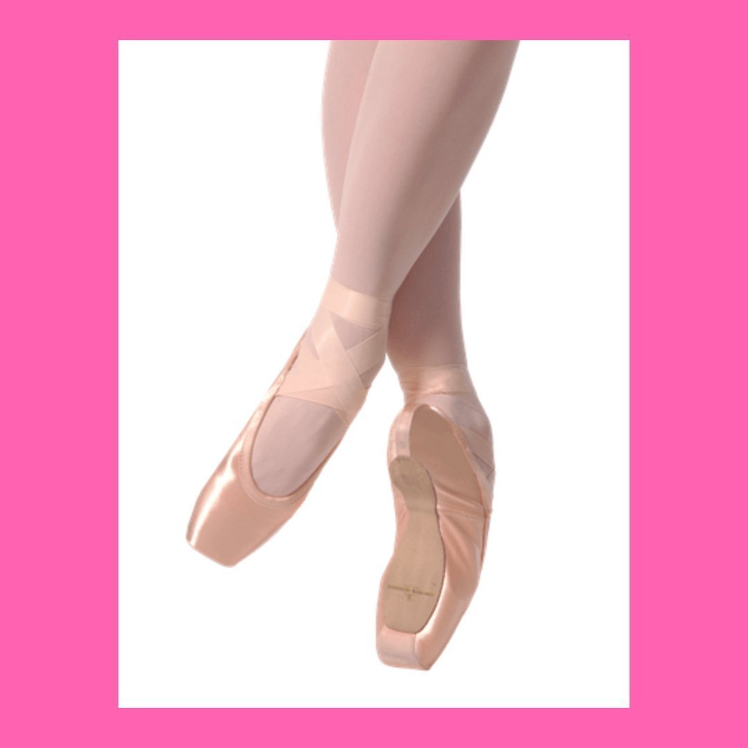 79302a9eeae8 Gaynor Minden Classic Fit Pointe Shoe - Wide