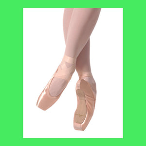 Gaynor Minden - Sleek Fit- Pointe Shoe - Medium -New European Made