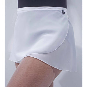 Jule Dancewear WS38 Wrap Skirt - White
