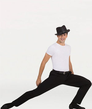 Body Wrappers M1000 Straight Leg Dance Slacks