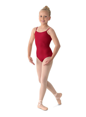Mirella Classic Camisole Leotard - Child
