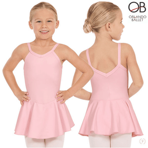 Orlando Ballet OBS-44453 Pink Camisole Dance Dress