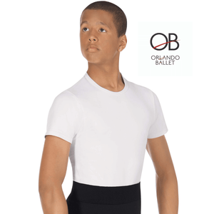 Orlando Ballet OBS-44100 Mens Dance Shirt by DWC