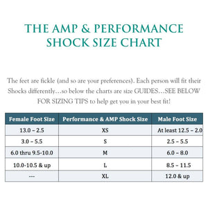 The Performance Shock with traction