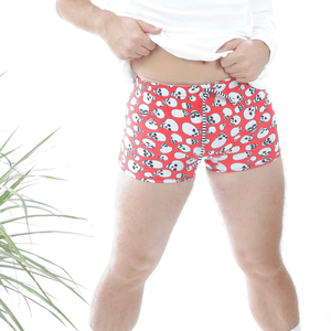 Pirates Mens Shorts by Rae Boutique