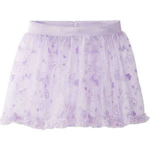 Capezio 10131C Pull On Skirt - Lavender