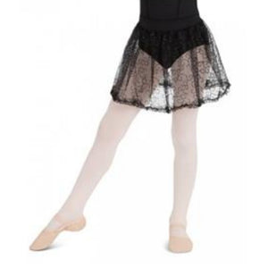 Capezio 10131C Pull On Skirt - Black
