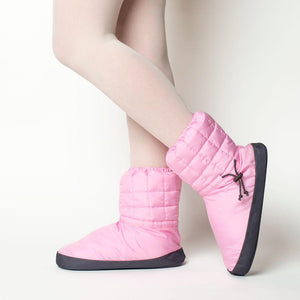 Russian Pointe Quilted Booties