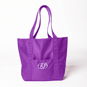Russian Pointe Tote Bag - Purple