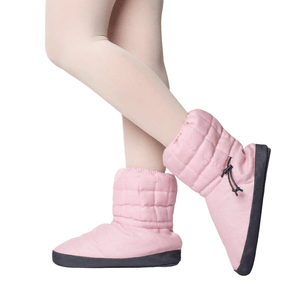 RP QUILTED WARMUP BOOTIES