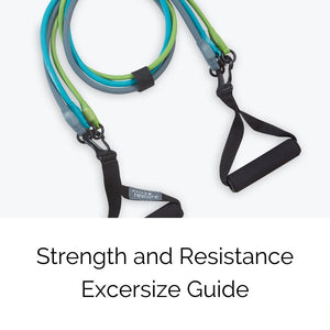 3-in-1 Resistance Core Kit - Exercise Guide