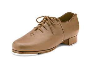 "Bloch S0381L ""Audeo"" Lace Up Tap Shoes - tan"