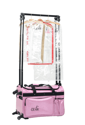 Glam'r Gear Changing Station Bag hanging system