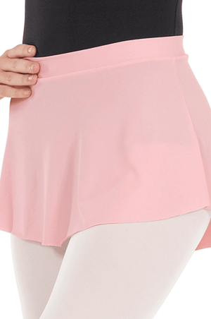 Eurotard 06121 Pull On Mini Ballet Skirt - Adult pink