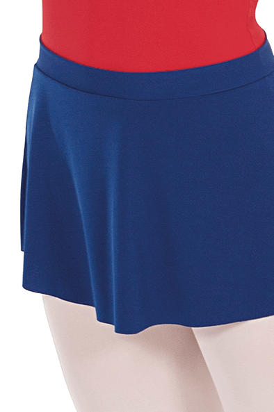 Eurotard 06121 Pull On Mini Ballet Skirt - Adult royal