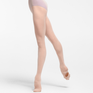 ZARELY Z2 PERFORM! PROFESSIONAL PERFORMANCE BALLET TIGHTS PINK