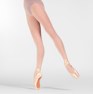 ZARELY Z2 PERFORM! PROFESSIONAL PERFORMANCE BALLET TIGHTS STAGE PINK