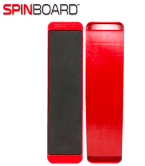 Spinboard Red