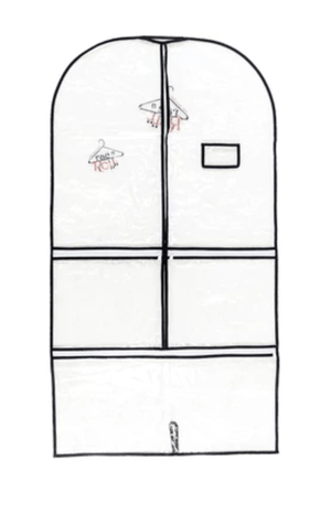 Rac N Roll Clear Garment Bag