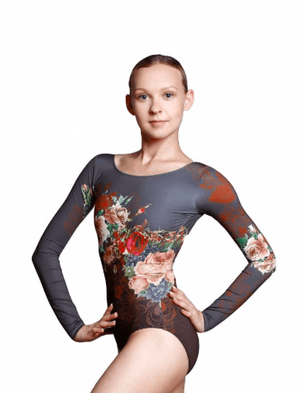 Ballet Rosa Laureline Long Sleeve Leotard