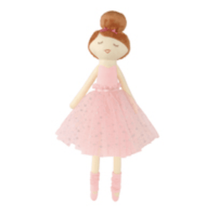 Bloch Soft Ballerina Doll - Limited Edition