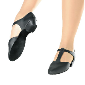 So Danca MD03 Child Grecian Sandal Black