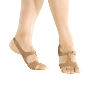 dancewear corner so danca adult lyrical suede sandal md01