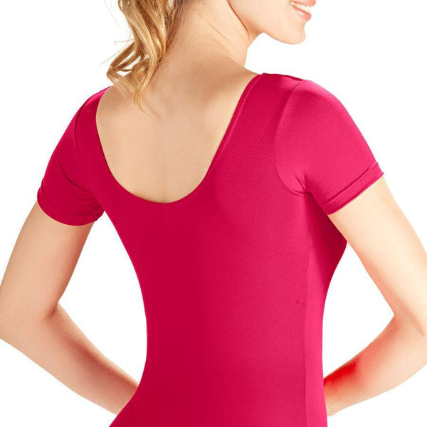 So Danca D297/SL25 Classic Cap Sleeve Microfiber Leotard - Adult