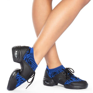 So Danca DK80 Dance Sneaker Royal Black