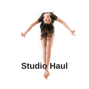Studio Haul - Child - (Black Leotard)