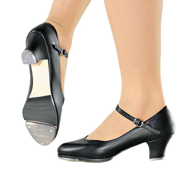 So Danca Ta55 Character Shoes Black Character Tap Shoes