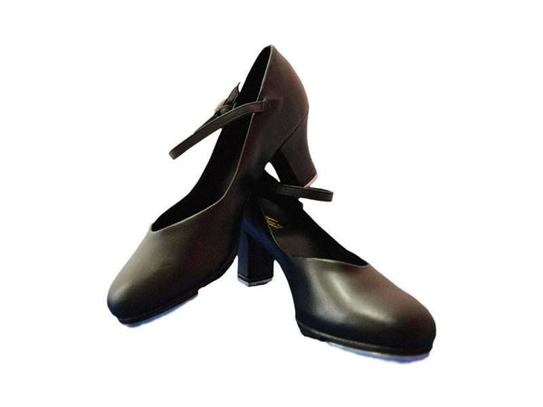 "So Danca TA57 2"" Character Tap Shoe - Adult"