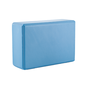 Star Yoga Block - Blue
