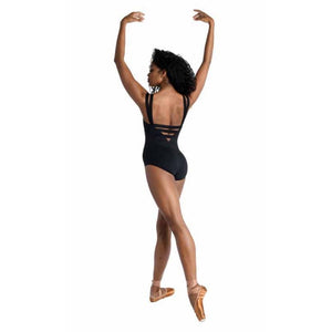 Danz N Motion 2732A Double Strap Camisole Leotard