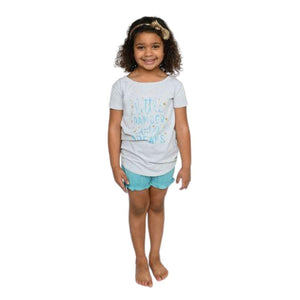 Sugar and Bruno D9830 Little Dancer Itty Bitty Upscale Tee - Front