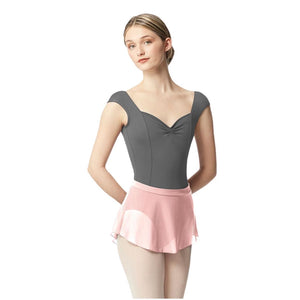 Lulli Dancewear LUB295 Alisa Women Pull on Mesh Dance Skirt