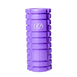 Foam Fitness Roller - Purple