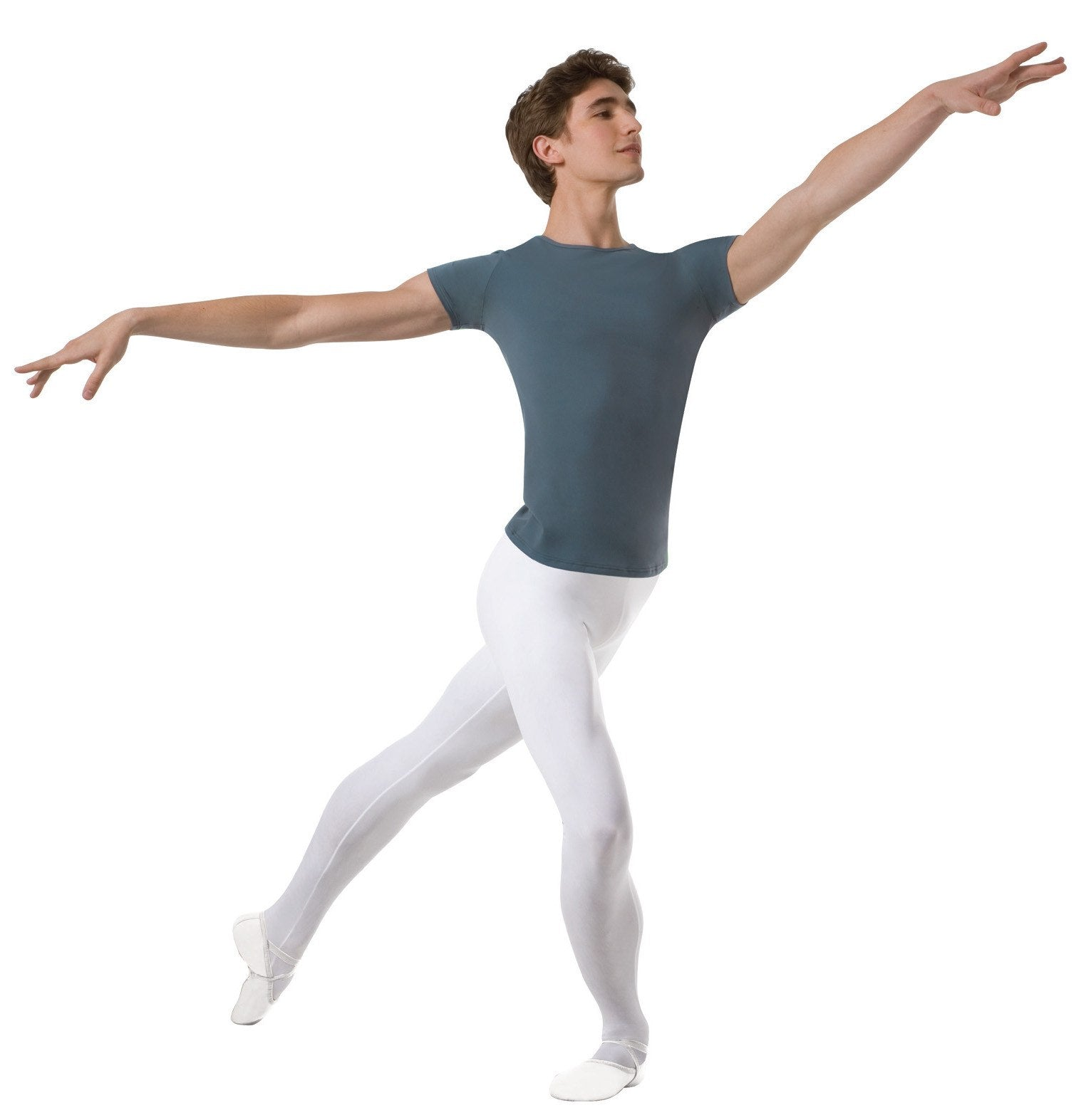 6a19af8a78cb Body Wrappers Adult Men's Dance Tights | DanceWear Corner