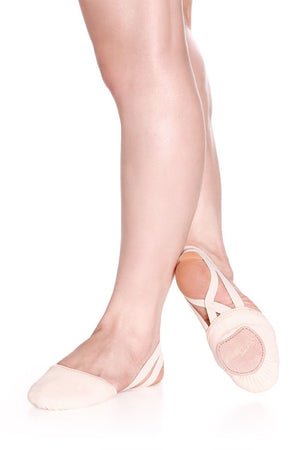 So Danca BA41 Canvas Half Sole - Adult