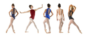 Ballet Rosa Amelie Leotard Color Selection