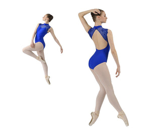 Ballet Rosa Berenice Leotard Royal