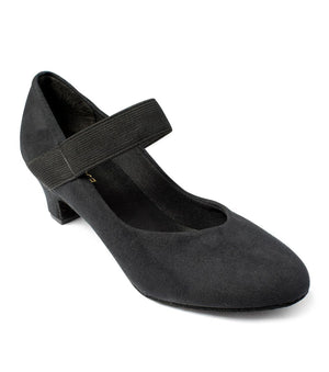 So Danca BL184 '' Raeni'' 1.5'' Suede Ballroom Shoes