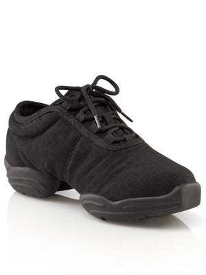 Capezio Canvas Dansneaker® - Black - Style:DS03