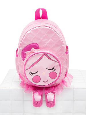 Capezio Chloe Backpack - Pink - Style:B207