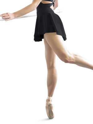 Capezio Circle Skirt - Black - Style:MC814W