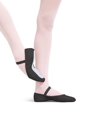 Capezio Daisy Ballet Shoe - Child - Black - Style:205C