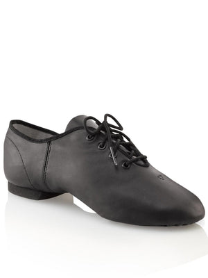 Capezio E-Series Jazz Oxford - Child - Black - Style:EJ1C
