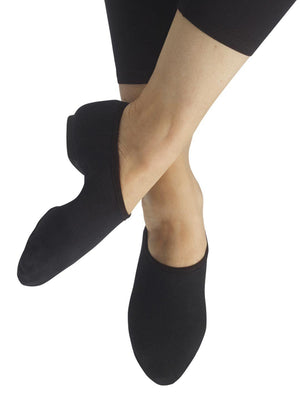 Capezio EOS Jazz Shoe - Child - Black - Style:PP17C